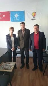 AK Parti Bala İlçe Başkanlığı Ziyaretimiz