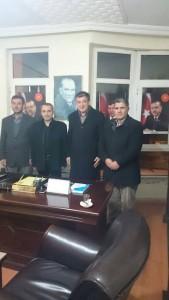 AK Parti Haymana İlçe Teşkilatı Ziyaretimiz