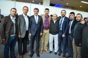 1 Mart 2015 AK Parti Ankara Temayül Yoklaması