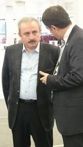 AK Parti Seçim İşleri Genel Başkan Yardımcısı Prof. Dr. Mustafa Şentop'la siyasi gündemi değerlendiriyoruz.