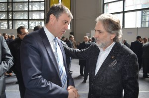 MÜSİAD Ankara Başkanı İlhan ERDAL ile birlikte...