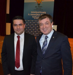 Ankara İl Danışma Gölbaşı İlçe Başkanımız Osman Karaaslan