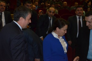 Ankara İl Danışma Ankara milletvekillerimizle