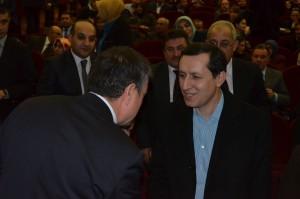 Ankara İl Danışma Toplantısı Prof. Dr. Emrullah İşler'le